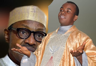 You're Inflicting Suffering, Death On Nigerians, Nobody'll Vote For You In 2019 - Fr. Mbaka BOMBS Buhari