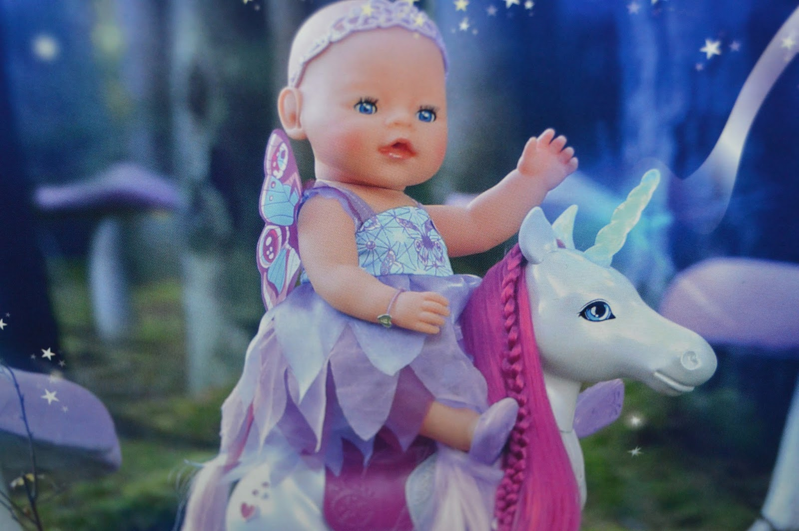 Zapf Creation Baby Born Unicorn Review Playdays And Runways
