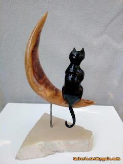 Serge Léveillé Sculpteur Artiste No 310996