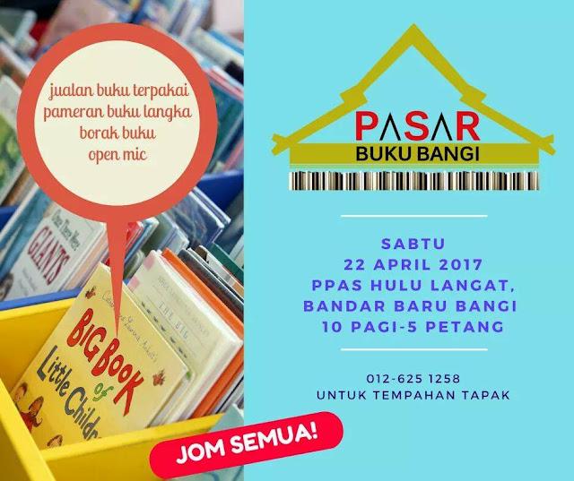 Pasar Buku Bangi