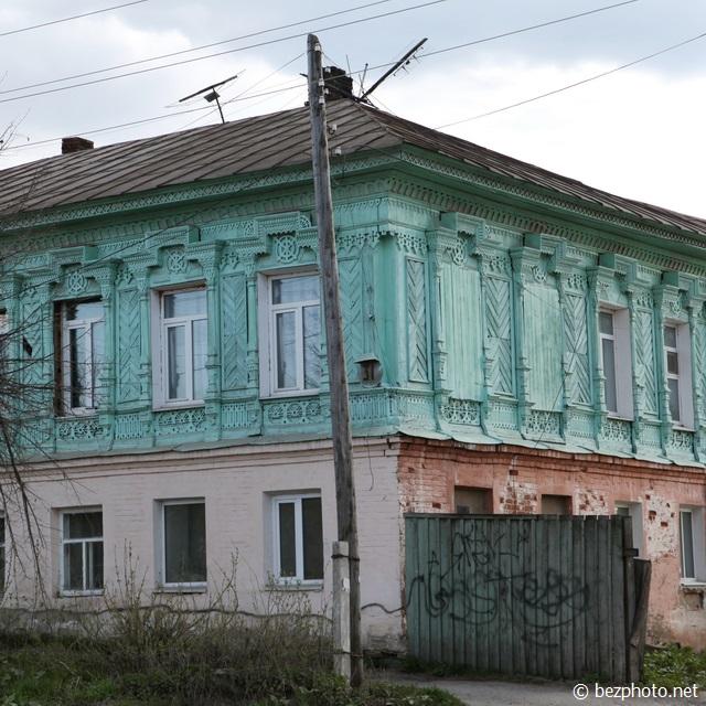 пермский край деревянное зодчество