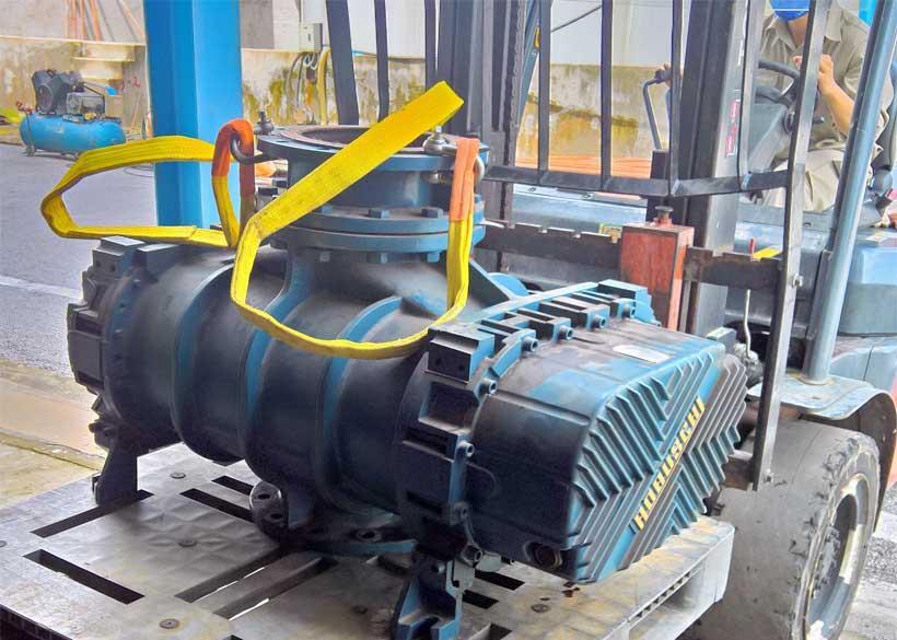 Sửa máy thổi khí ROBUSCHI RBS 126/V