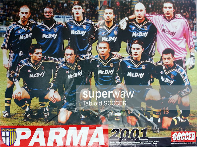 Poster AC Parma
