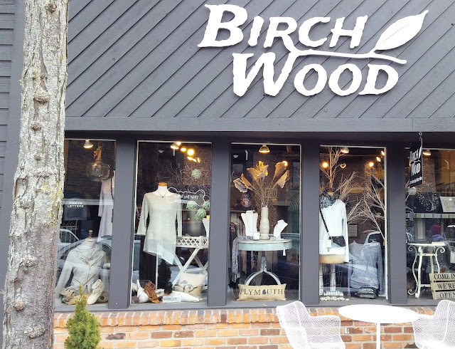 Birch Wood boutique Plymouth Michigan