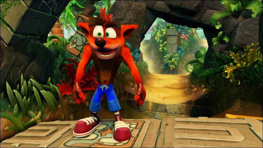 Nsane Trilogy pode ser exclusivo temporário — Crash Bandicoot