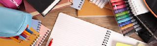 Dik27: Cadernos E Canetas Coloridas 2