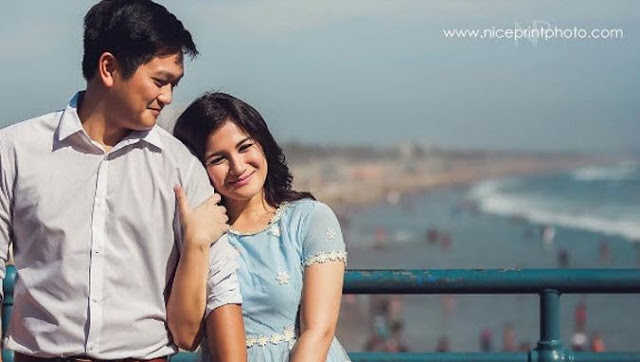 Camille Prats and VJ Yambao Are Tying the Knot Today, January 7!