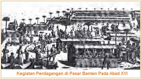 Peranan Bandar-Bandar di Indonesia
