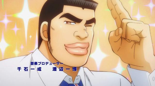 Cosplay Ore Monogatari!! - Gouda Takeo z anime