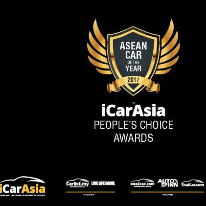 Hanya Pilih Mobil Favorit di Ajang PCACOTY Bisa Berkesempatan Mendapat Hadiah Total Jutaan Rupiah