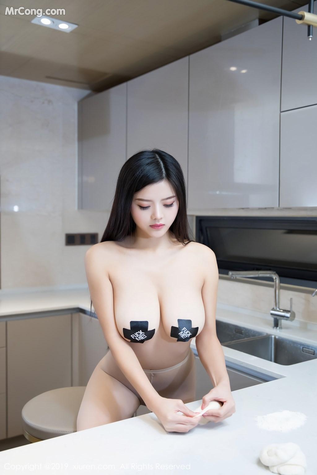 Image XIUREN-No.1321-Mieko-MrCong.com-002 in post XIUREN No.1321: Mieko (林美惠子) (31 ảnh)