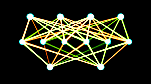 Connection of neurons