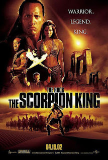 El rey escorpión<br><span class='font12 dBlock'><i>(The Scorpion King)</i></span>