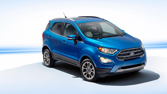 Ford EcoSport hd wallpaper