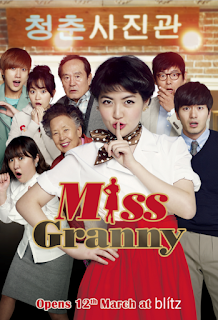 Miss Granny (2014) มหัศจรรย์ย้อนเวลาคุณย่าวัยใส