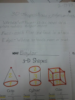 3D Shapes for Kids - Vertices, Faces and Surfaces ...