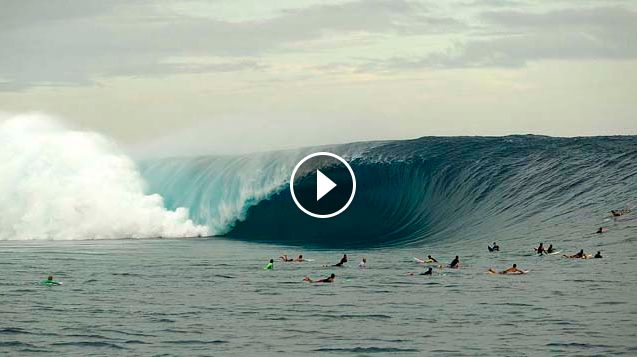 Volcom Fiji Pro Day 3 - The Big Day