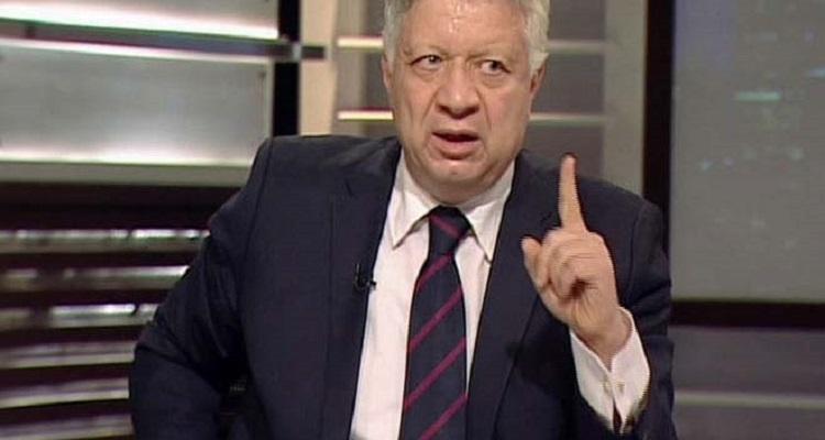 مصر : مرتضى منصور يتطاول على الدستور والرئيس في فضائية عربية