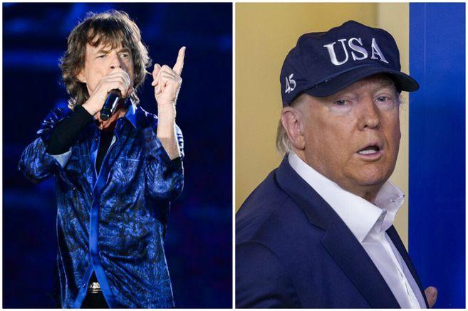 Los #RollingStones amenazan con demandar a #Trump si sigue usando su música