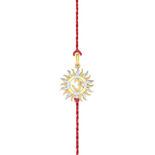 Zaamor Diamonds Gold Pendant