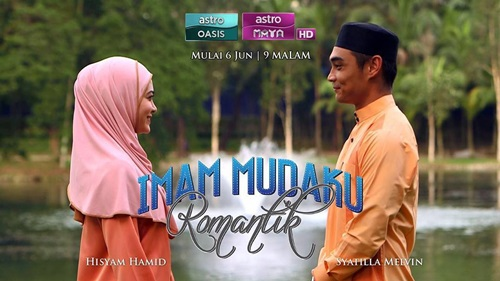 Sinopsis drama Imam Mudaku Romantik astro, pelakon dan gambar drama Imam Mudaku Romantik astro, Imam Mudaku Romantik episod akhir – episod 16