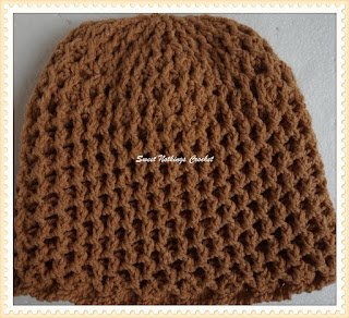 free crochet beanie pattern