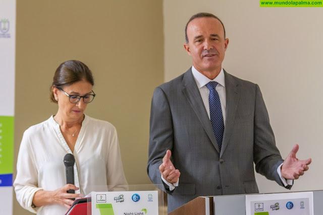 La Palma acoge una nueva conferencia del proyecto europeo 'Night Light' sobre contaminación lumínica y cielo oscuro