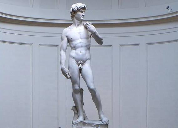Davi, de Michelangelo