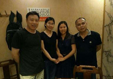 余文生律师妻子许艳:2017年7月7日探访王宇律师、包龙军律师一家记