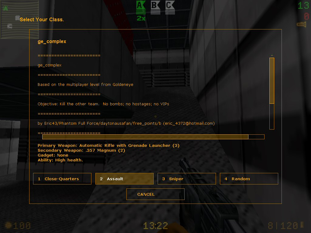 The Eric Frichter Experience: Blastzone