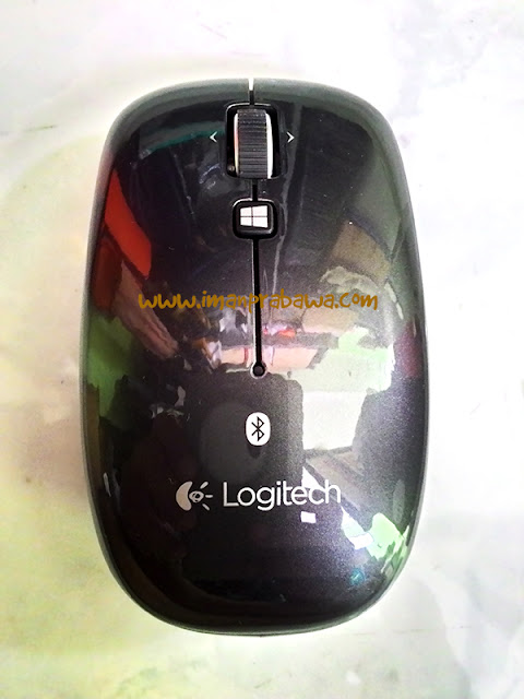 Review Logitech M557 Bluetooth Mouse