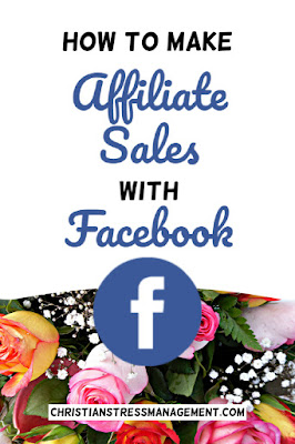 How to make affiliate sales on Facebook