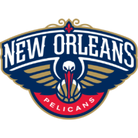 Logo NBA Team New Orleans Pelicans