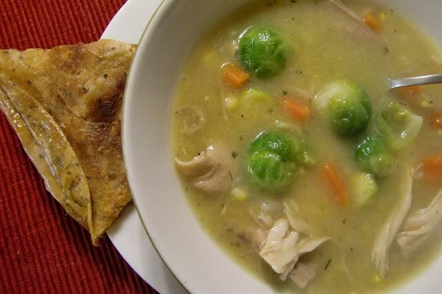 Soup Sunday: Rich Turkey Stew