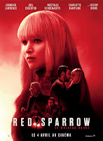 Red Sparrow Movie Poster 4
