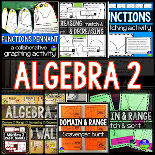 Algebra 2 bundle