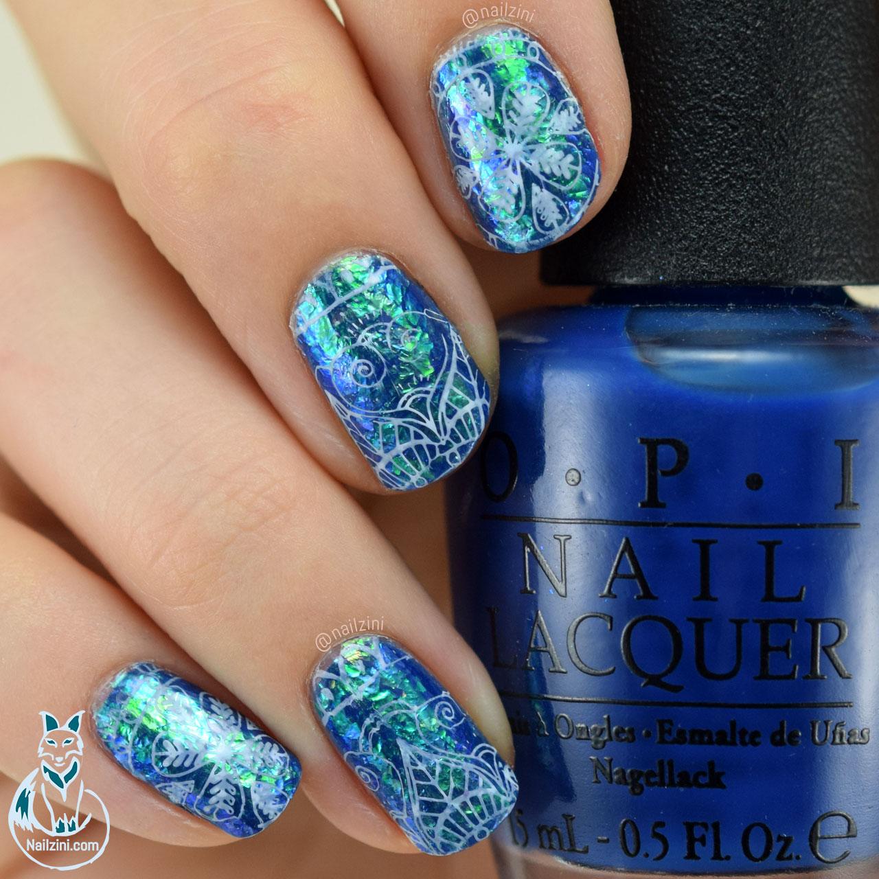 Mandala Nail Art -- Born Pretty Review -- | Nailzini: A Nail Art Blog
