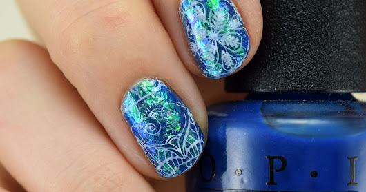 Mandala Nail Art -- Born Pretty Review --