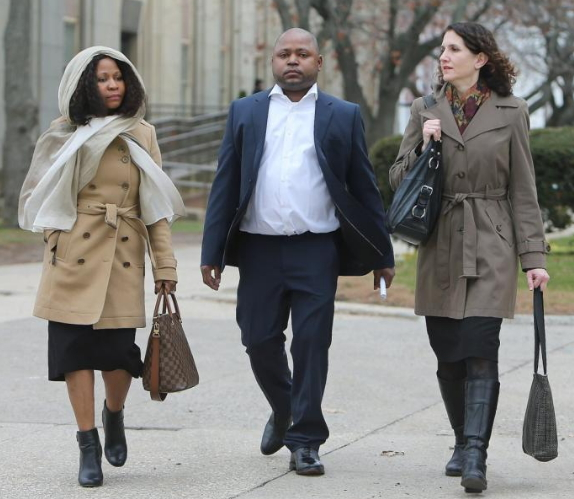 Image result for jelani maraj and wife