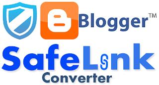 Cara Membuat Safelink Di Blogspot Terbaru 2019