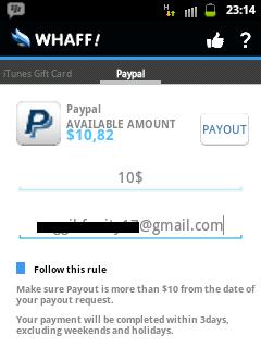Hasilkan puluhan $10 Dollar tiap hari hanya dengan modal Hp Android