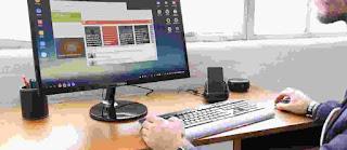 Trik Dan Tips Komputer Yang Menarik Untuk Merawat Monitor