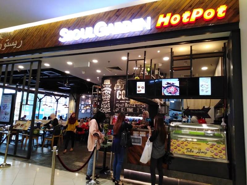 Menjejak Rasa Makanan Korea di Seoul Garden Hot Pot KB Mall , Kota Bharu