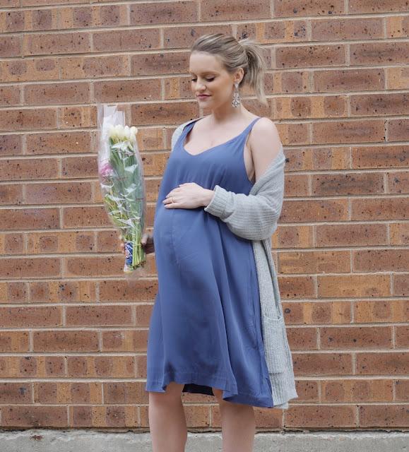 bae maternity dress chicago fashion
