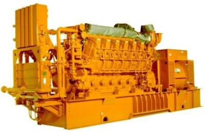 Caterpillar G3616 Generator Set