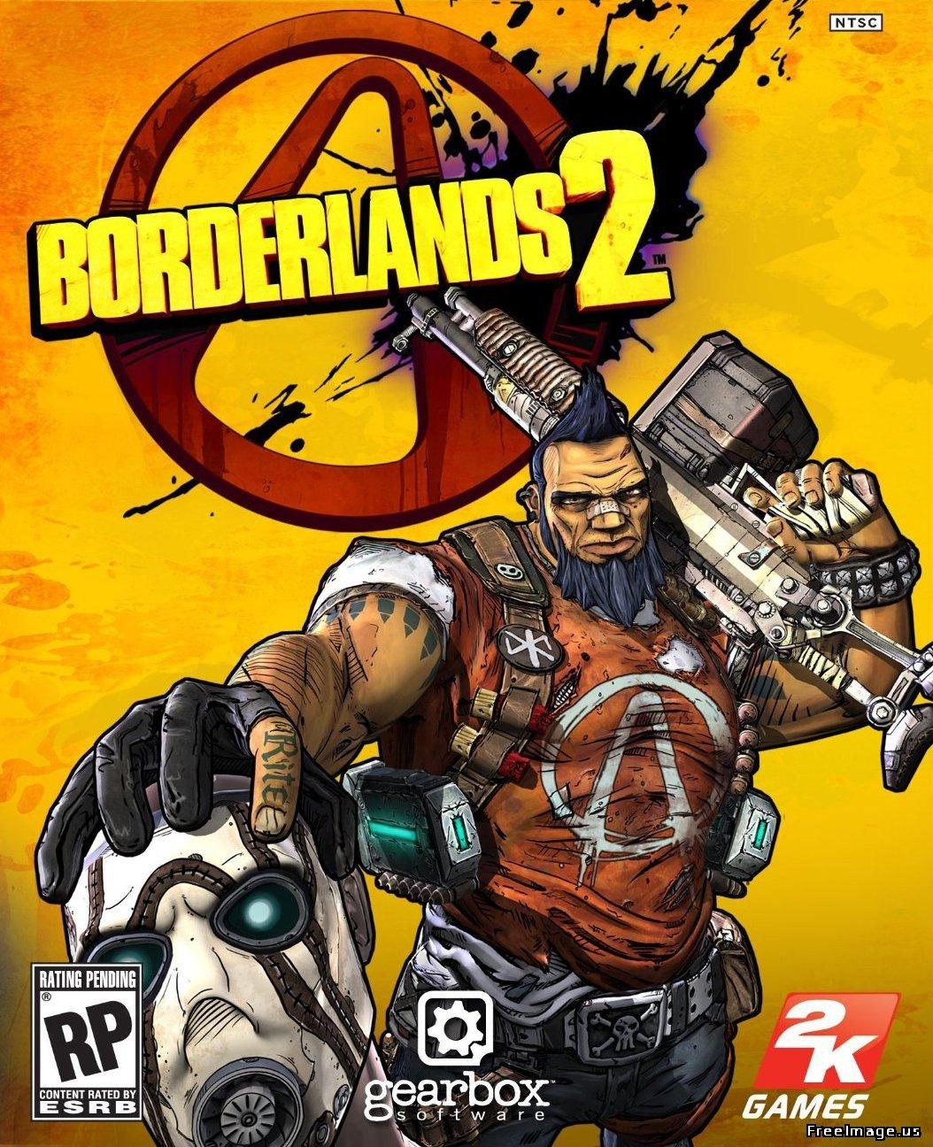 Borderlands 2 Xbox 360 Game Free Download |Free Download Games Xbox 360 Game Covers Download