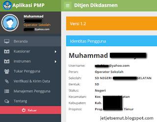cara isi aplikasi sim PMP