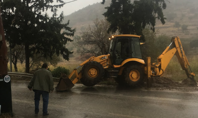 Δημήτρης Σφυρής: Η συντονισμένη προετοιμασία απέτρεψε μεγάλες καταστροφές στην Ερμιονίδα