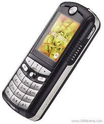 Spesifikasi Handphone Motorola E398