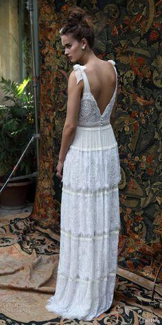 Vestidos novia estilo playa